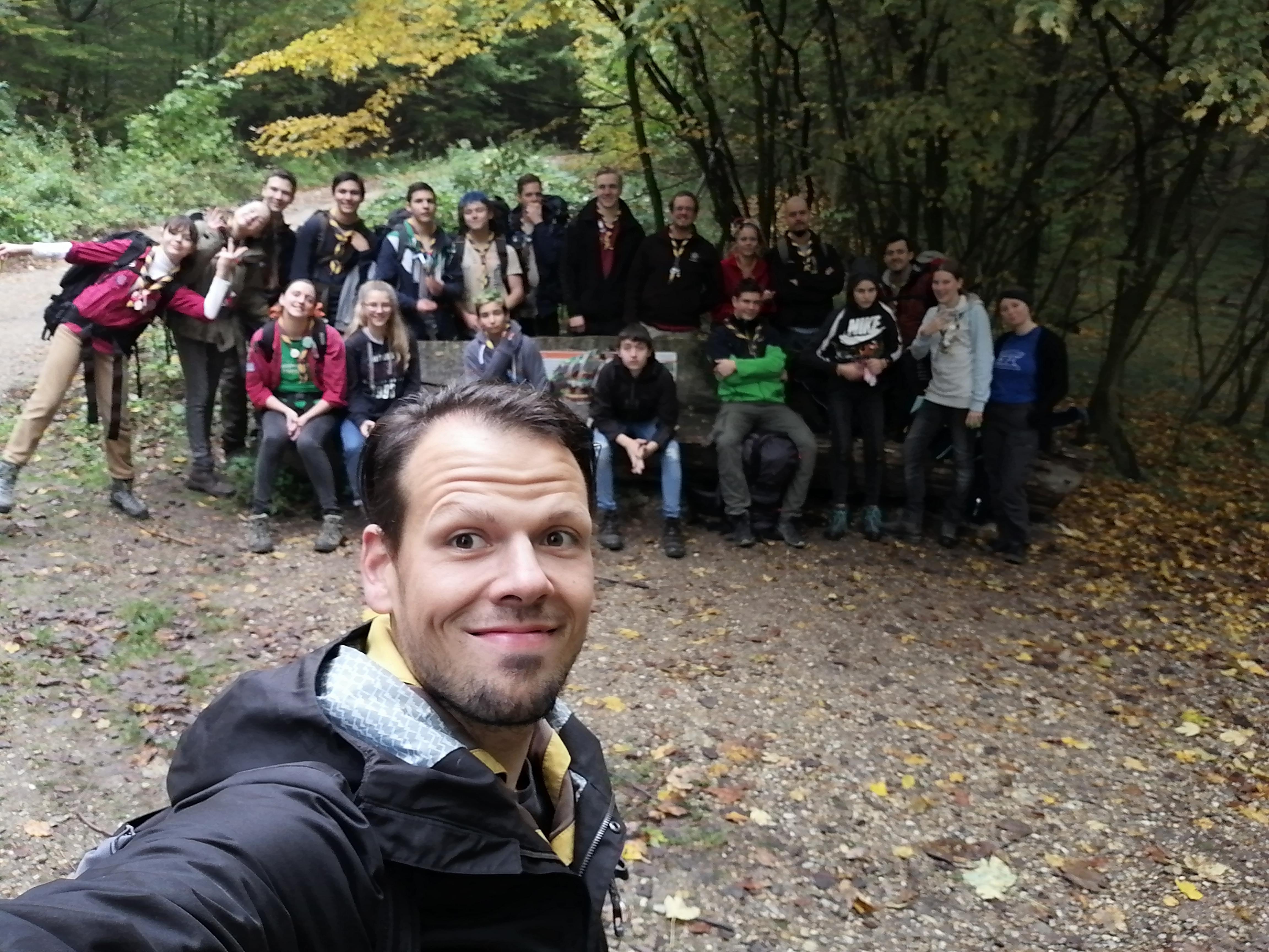CaEx Herbstlager #Babawagen